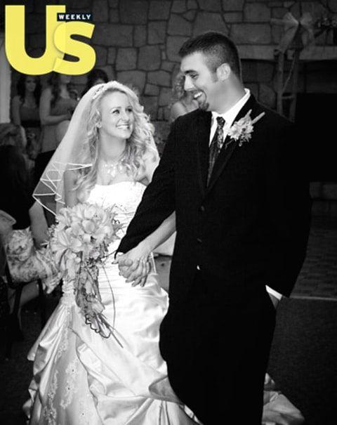 leah corey | Teen Mom's Leah & Corey Get Married!