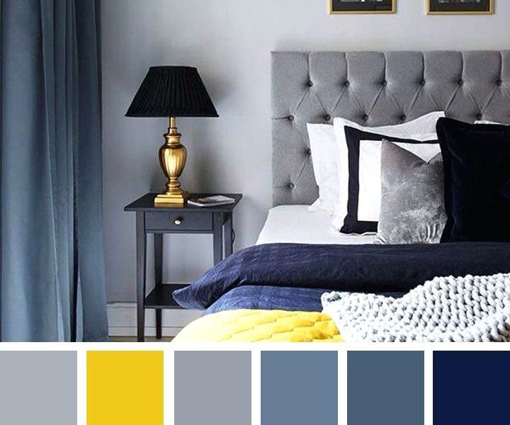 Blue And Yellow Bedroom Home Decorating Ideas Bedroom Gray And Yellow Bedroom Ideas Navy Blue Grey And Yellow Color