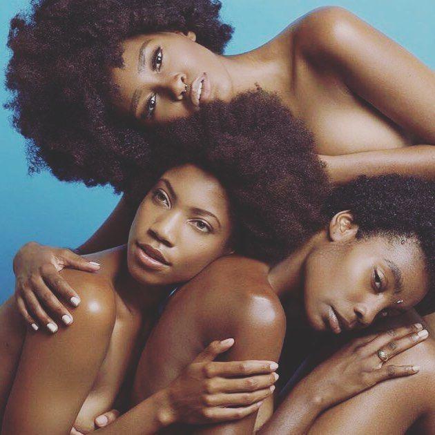 Via @nikisgroove    Beautiful hair. Afro hair. Natural hair.