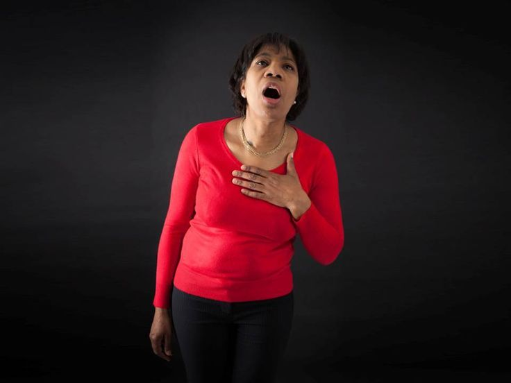6 HEART DISEASE SYMPTOMS BLACK WOMEN SHOULD LOOK FOR