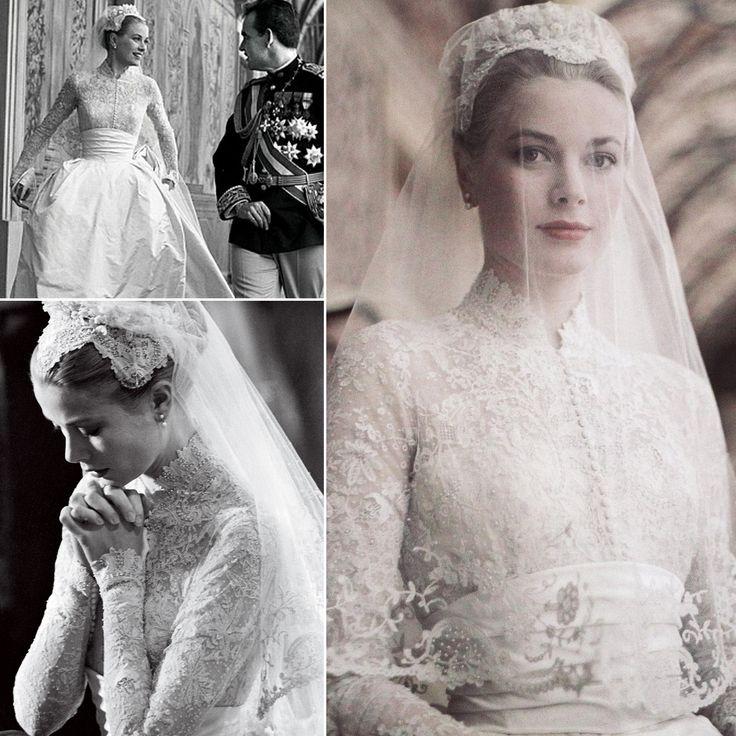 grace kelly wedding dress love pinterest grace kelly