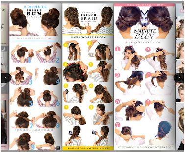 Mudah Gadis Kecil Gaya rambut- gambar mini tangkapan layar