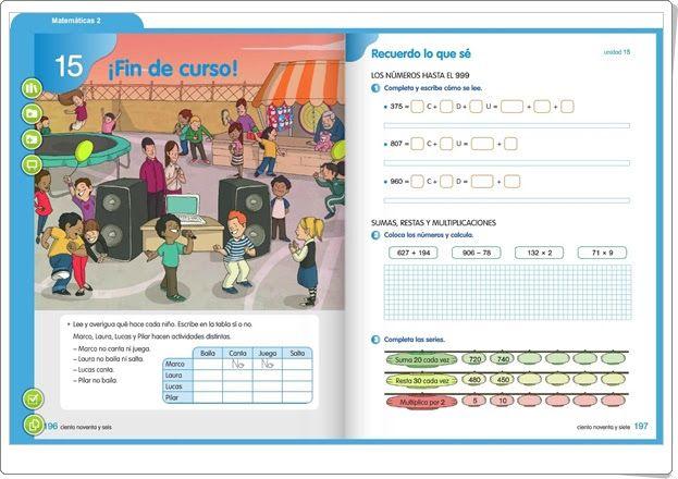 """Unidad 15 de Matemáticas de 2º de Primaria: """"Estadística y probabilidad"""""""