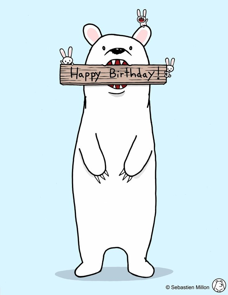 37 best Bunny birthday images – Emo Birthday Cards