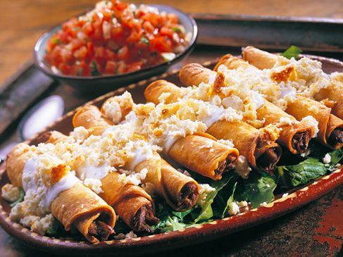 Cacique web site with TONs of delicious Mexican recipes. YUMMY.