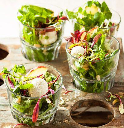 Sue Lund's of Newsteadwines.com Salad in a jar  Woolworths Taste Magazine