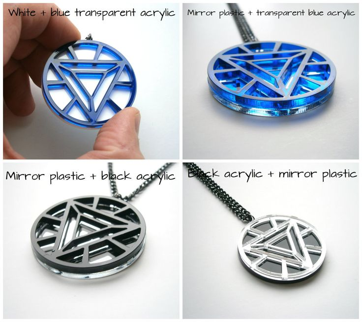 Iron+Man+Necklace+Heart+Arc+Reactor++Sale+30+++by+LaserCutJewelry,+$13.95