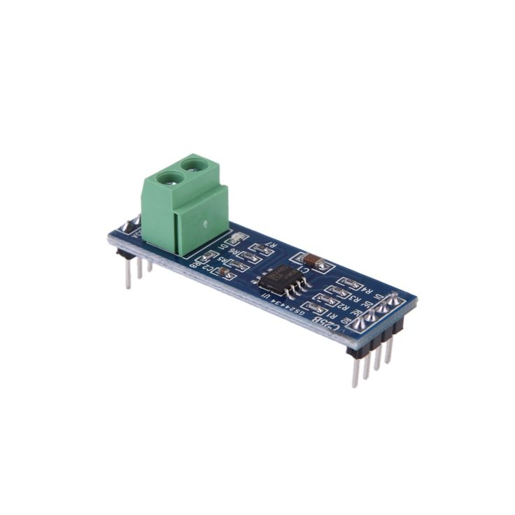High Quality MAX485 Module RS-485 TTL to RS485 MAX485CSA Converter Module for Arduino