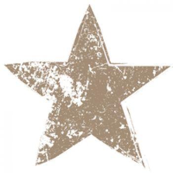 Mundart Stempel - Stempel Stern