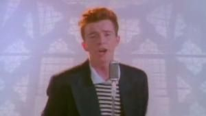 The Top 10 Most Popular Memes of All Time: Rickroll (2007)