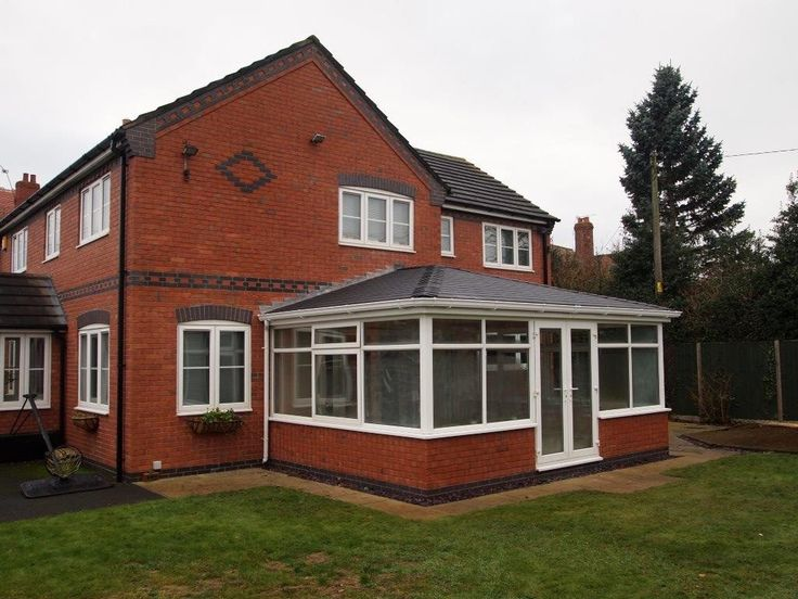 Edwardian conservatory roof replacement - Conservatory Roofing UK