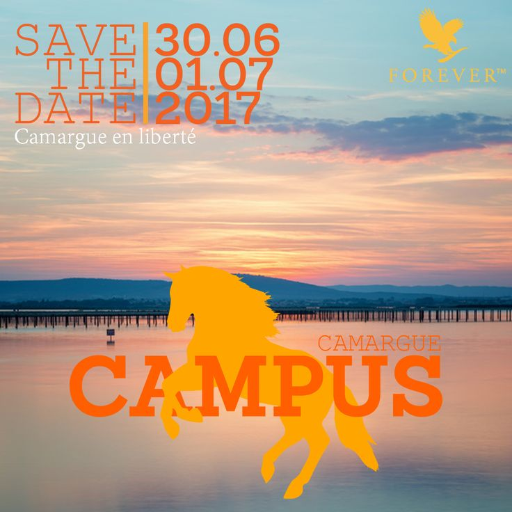 Nous vous donnons rendez-vous et vous attendons nombreux les 30 juin & 1er juillet 2017 pour un Campus inédit placé sous le thème de la Camargue en liberté ! Spectacle équestre, Success Night, Beach Party en prévision... on ne vous dit que ça <3 Informations et billetterie via votre Espace FBO > Menu Événements > Campus.