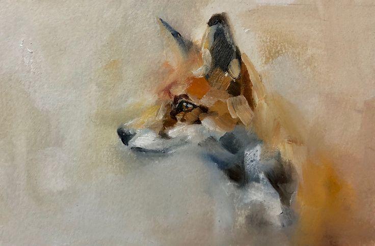 Fox by Julie Brunn