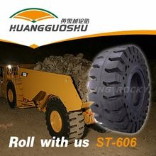 Solid OTR tyres, Solid OTR tyres direct from Nanning King Rocky Tyre Co., Ltd. in China (Mainland)