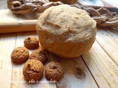 Pasta Frolla all'Amaretto