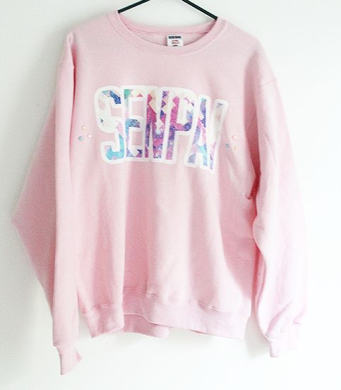 ★ SENPAI STAR SWEATER ★ I neeeeeeed this sweater.