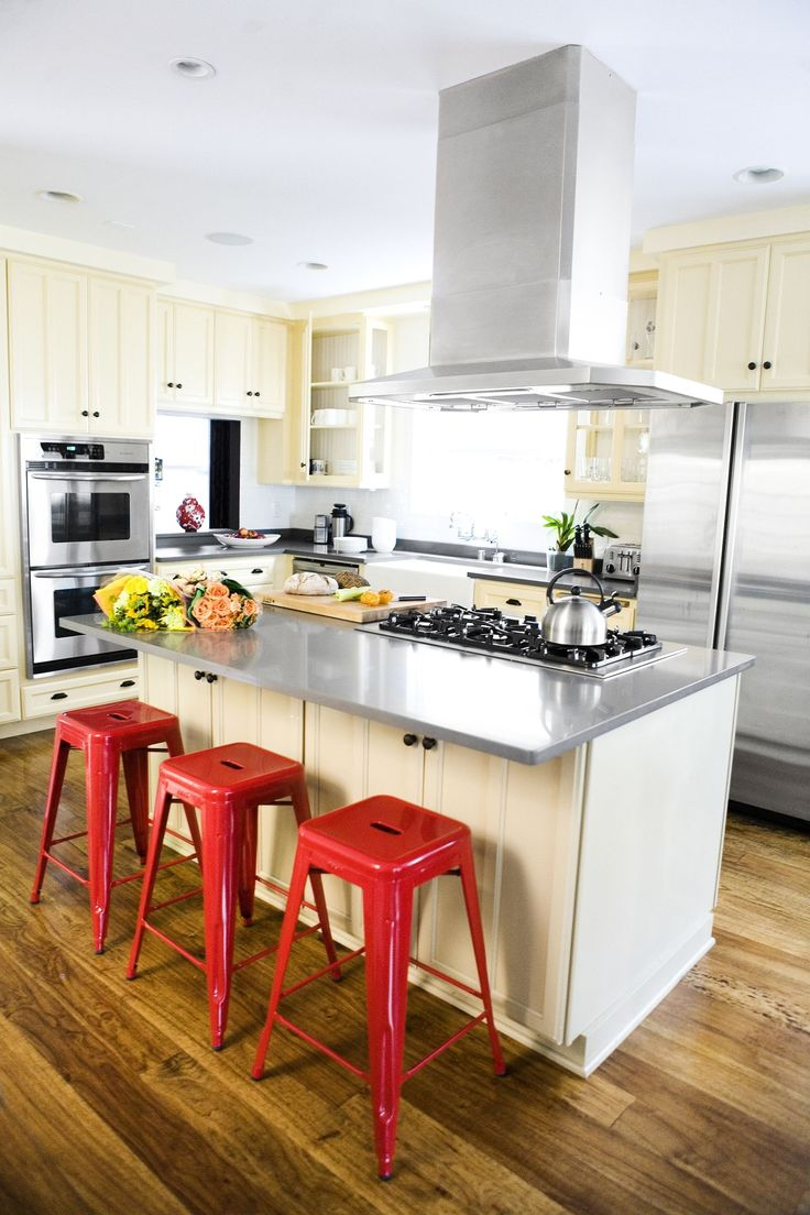 16 best Trend 2018 red images on Pinterest | Red kitchen, Kitchens ...