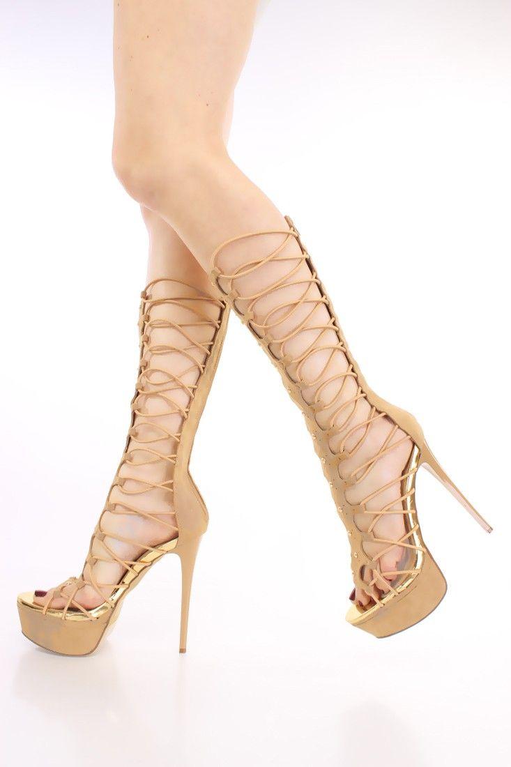 Best 25  Camel high heels ideas on Pinterest | Tie styles, Ladies ...