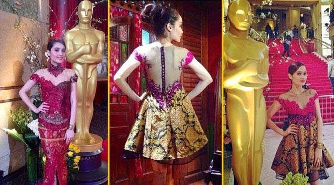 Kumpulan Foto Model Baju Kebaya Semi Formal - Trend Baju Kebaya 2015