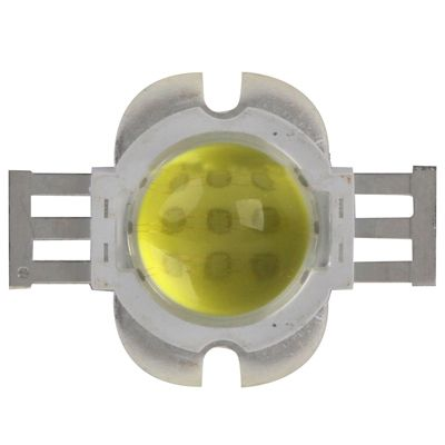 [USD4.41] [EUR4.17] [GBP3.23] 10W High Power White LED Lamp, Luminous Flux: 850lm, Beam Angle: 60 Degree
