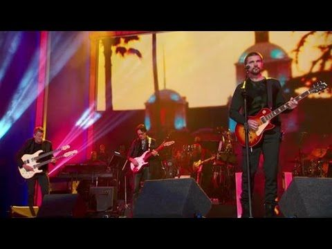 Steve Vai, Stewart  Smith  perform Hotel  California at 39th annual Kennedy Center Awards for Eagles