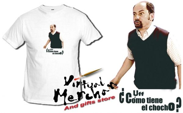 Camiseta Como Tiene El Chocho Lqsa Maricos Recio Avecina Antonio Recio Amador - Bekiro