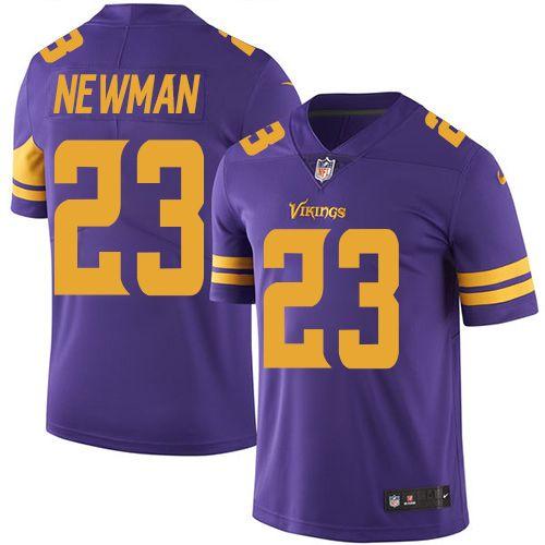 Youth Nike Minnesota Vikings Alan Page Elite Purple Rush NFL Jersey