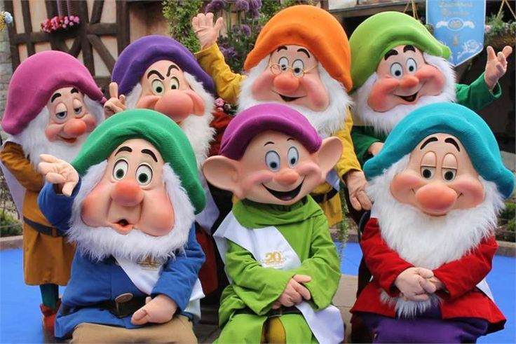 Can you recount the names of the famous seven dwarfs? here are the names of the seven dwarfs along with a fun #SnowWhite and the #Seven #Dwarfs trivia:-