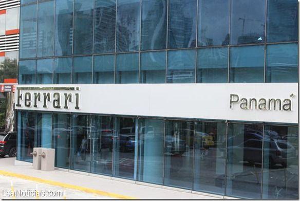 Ferrari comienza a galopar en Panamá - http://www.leanoticias.com/2015/02/25/ferrari-comienza-a-galopar-en-panama/