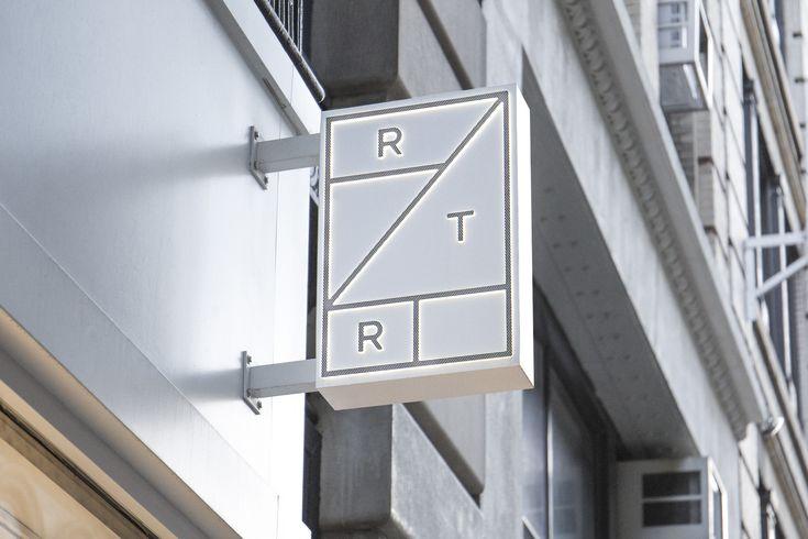 Rent The Runway by Lotta Nieminen Studio. #branding #design