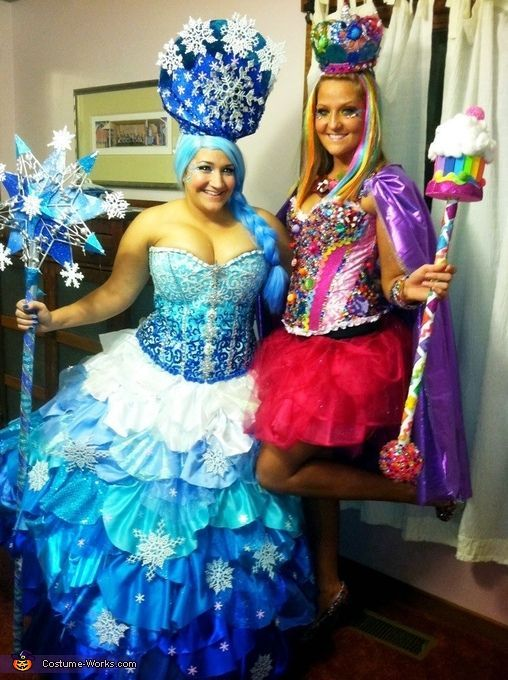 Candyland Characters Costume - Halloween Costume Contest