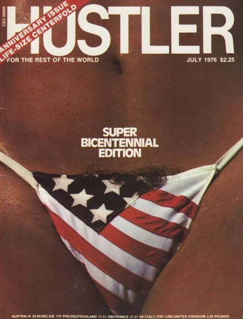 Hustler - A Larry Flint Publication