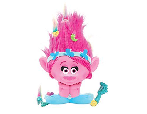 The highly anticipated DreamWorks Animation's musical comedy Trolls comes to theaters November 2016. Branch and Poppy (voiced by Justin Timberlake and Anna Kendrick) embark on a hair-raising adventu...