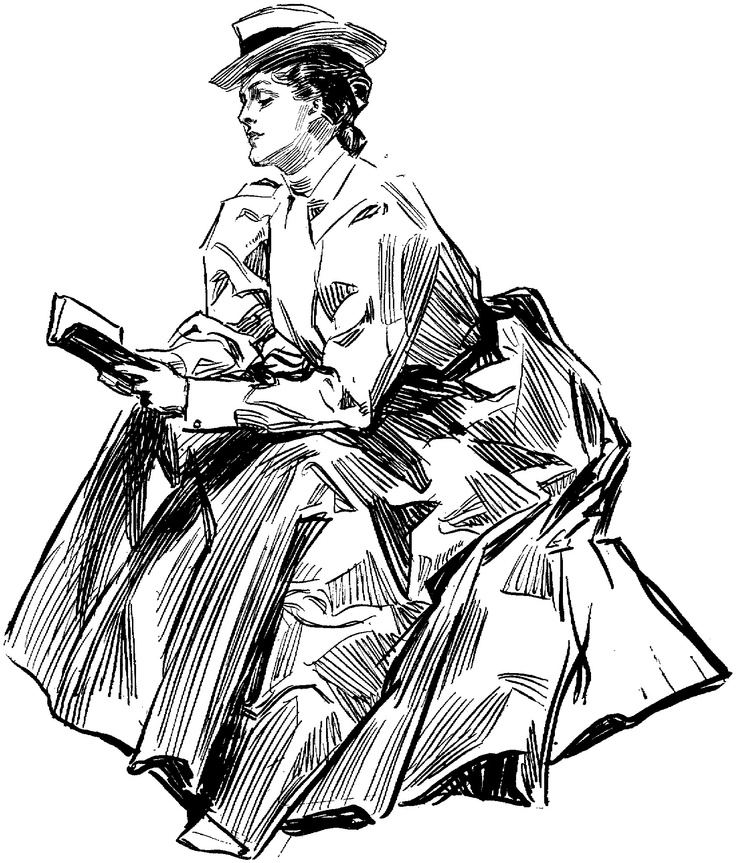 86 Best Images About Charles Dana Gibson On Pinterest