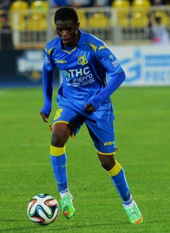 Moussa Doumbia (footballer, born 1994) - Wikipedia