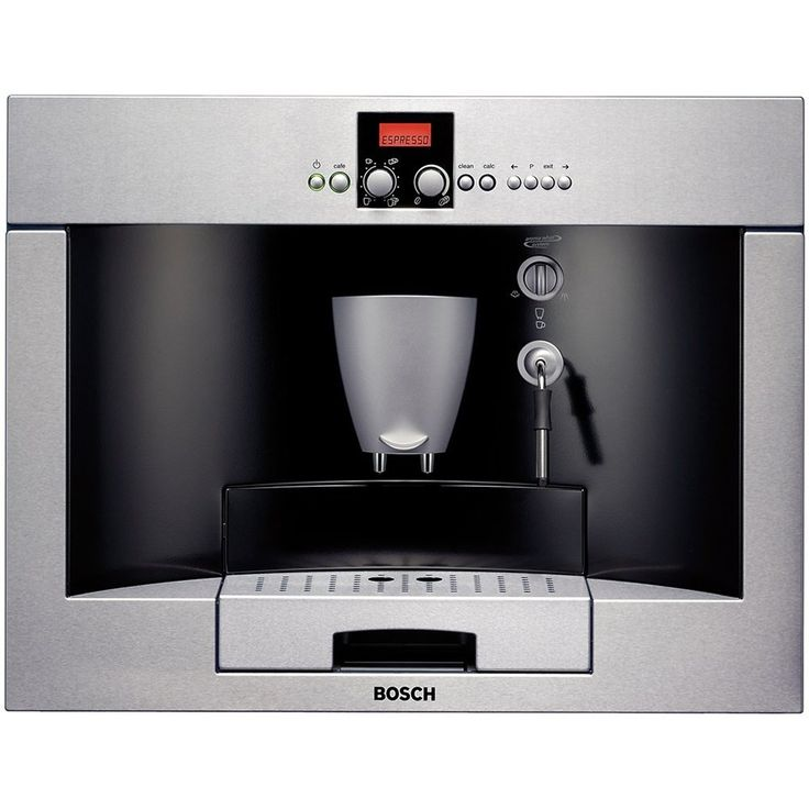 Awesome Amazon.com: Bosch : TKN68E75UC Benvenuto Built In Coffee System With  Variable Brewing