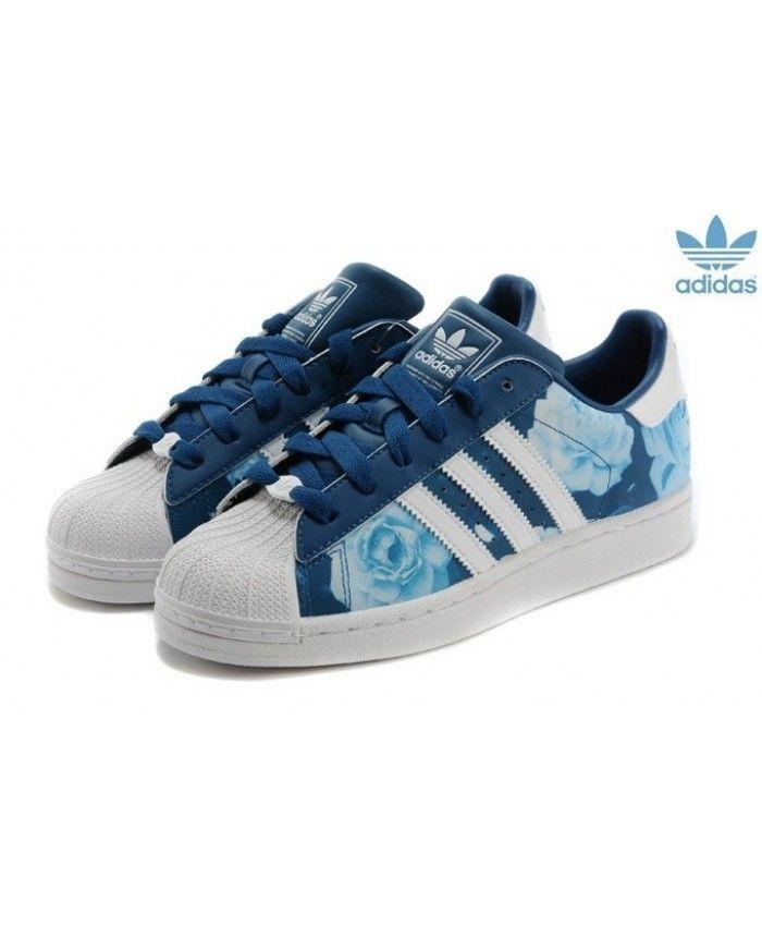 Épinglé sur Adidas Superstar Womens Flower
