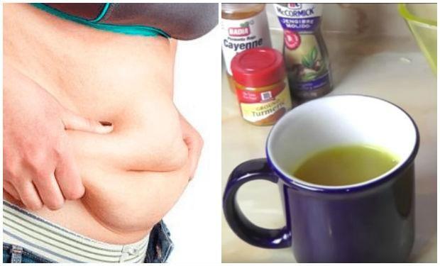 Bomba termogénica para deshinchar el abdomen en 3 días