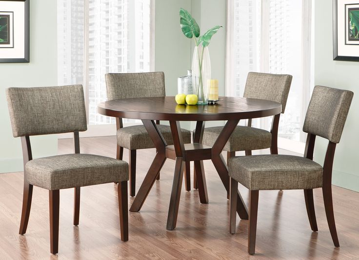 Eat In Kitchen Enrica Casual Dining Collection Leon S Furniture Home Decor Dining Room