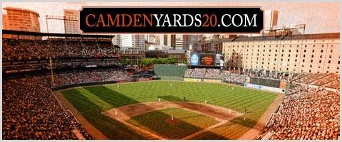 Oriole Park at Camden Yards...  Baltimore Orioles