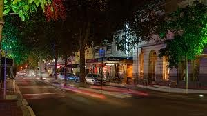 Subiaco by night
