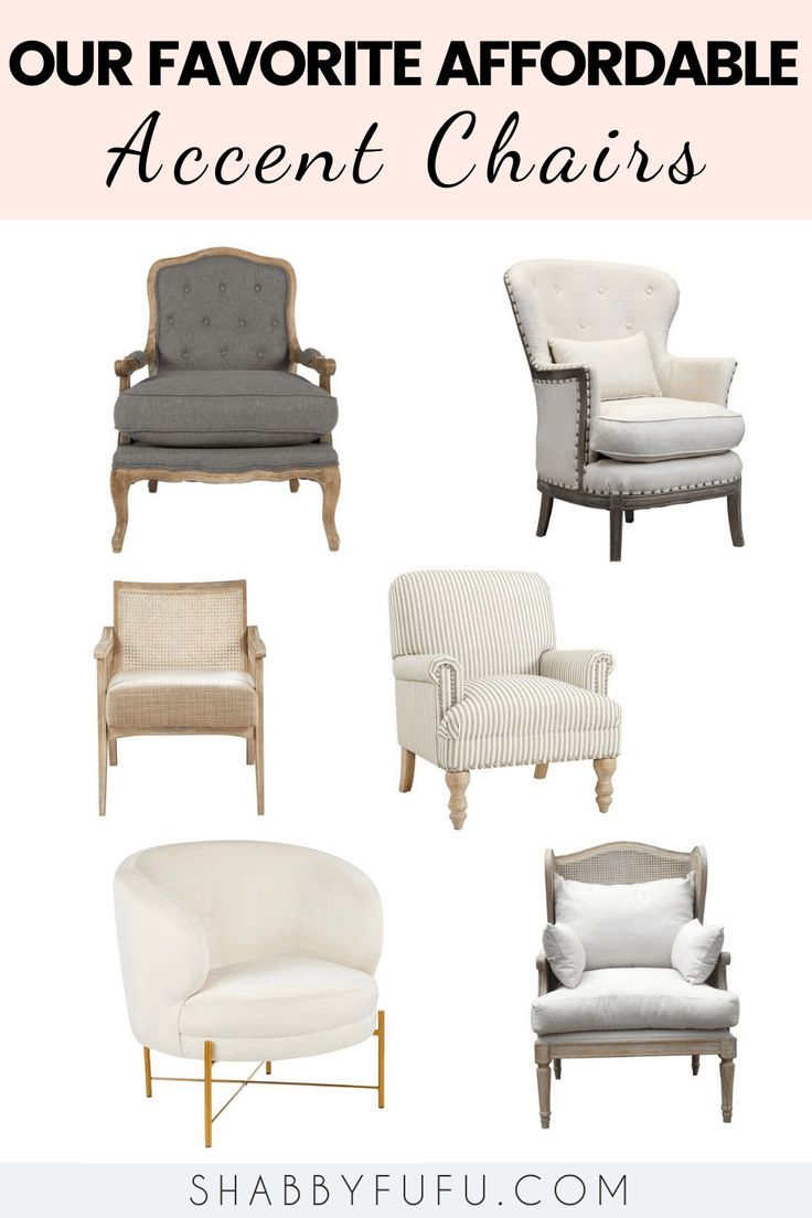Our Favorite Accent Occasional Chairs In 2020 Farmhouse Chairs Accent Chairs For Living Room Accent Chairs