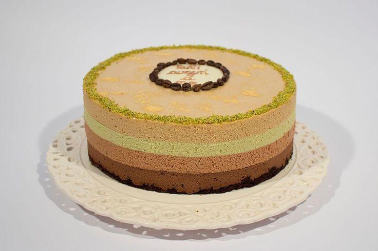 Torta Mousse ai 4 gusti
