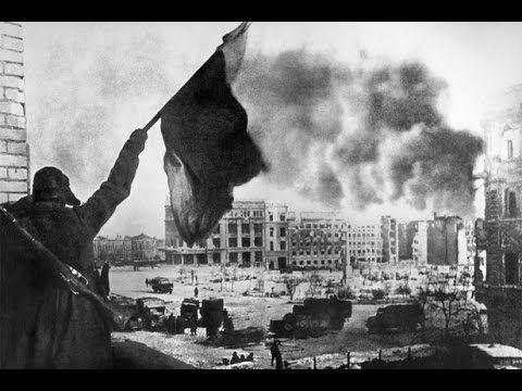 Batalha de Stalingrado - Parte 2 - O Caldeirão - YouTube
