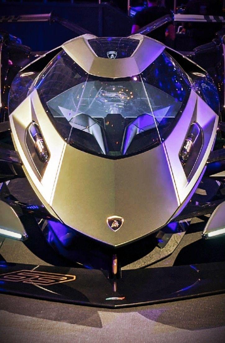 Lamborghini Lambo V12 Vision Gran Turismo Wallpaper Super Cars