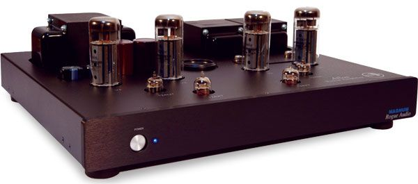 Rogue Audio Titan Atlas Magnum power amplifier | Stereophile.com