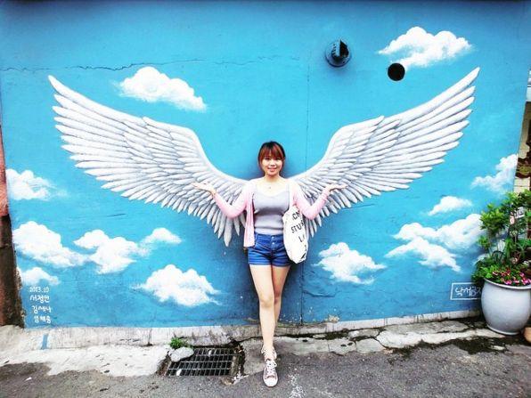 韓国で話題の人気スポット!梨花洞壁画村でインスタ映えする写真をとりましょ♡