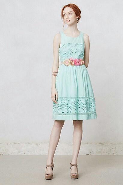 Anthropoligie dress