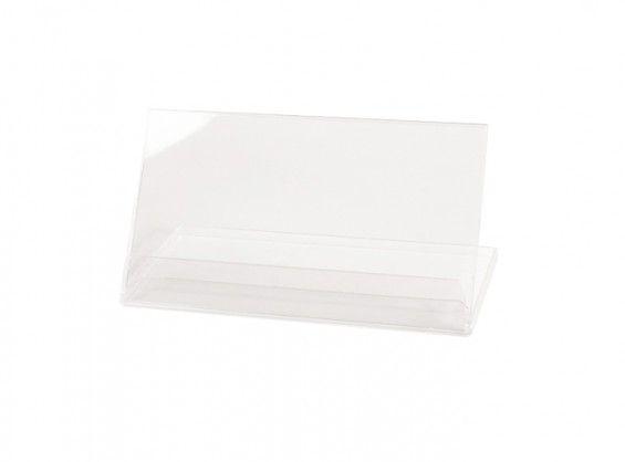 Las 25 mejores ideas sobre cajas de plastico transparente for Cajas de plastico transparente