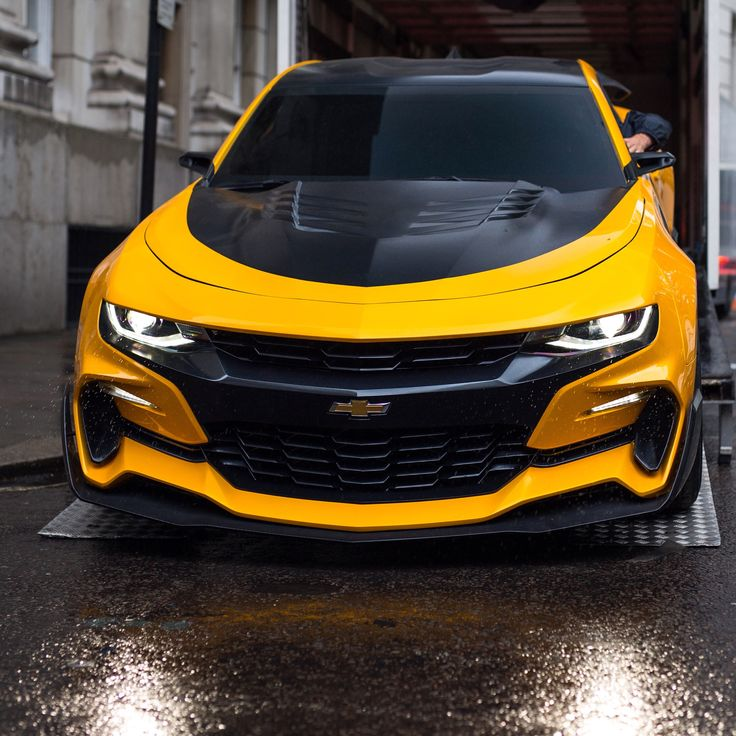 2017 Camaro SS 'Bumblebee' - Transformers: The Last Knight